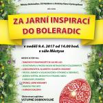 Za jarní inspirací do Boleradic