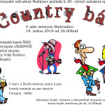 Plakát_country bál 2019