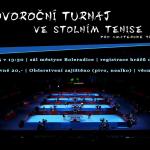 Novoroční turnaj ve stolním tenise