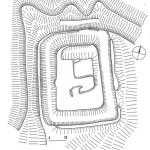 O klobouckém hradě